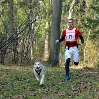 Леша и Тигра, открытый чемпионат по ЕС «Мы можем» (д. Головино), ноябрь, - 6 место