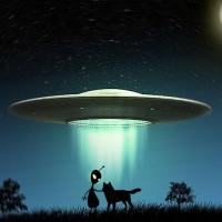 Хаски и инопланетяне