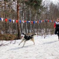 Тренировка в Кузьминках: Надя и Макс