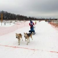 Финиш! Детско-юношеская гонка в Молжаниново, 2015 год